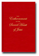 Enthronement of the Sacred Heart book cover